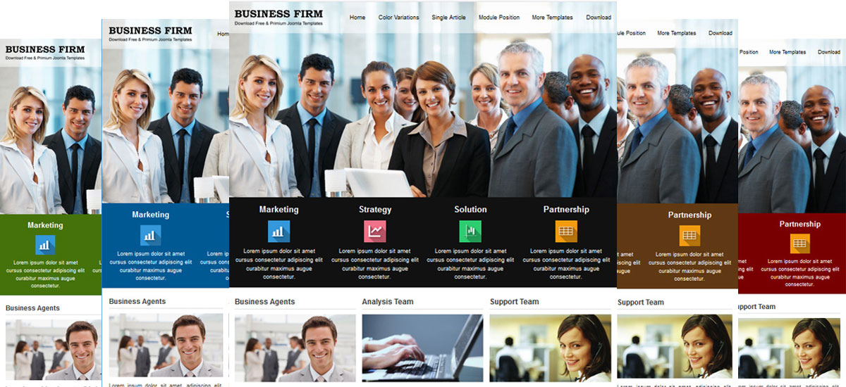 Jsr business firm joomla company templates fbccfo Images